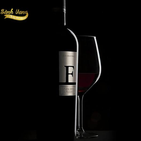 Rượu Vang F Negroamaro nhà San Marzano