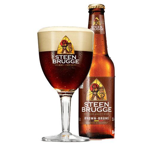 Bia tu viện Steenbrugge Dubbel Bruin